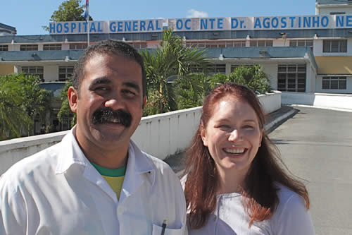 Guantanamo hospital Director and Allison